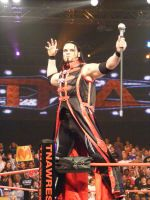 Kevin Fertig tries out for TNA by KnightNephrite
