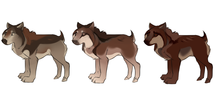Pups - Weers. by Lucky8D