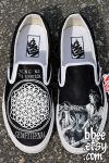 Bring Me The Horizon Sempiternal Shoes by BBEEshoes