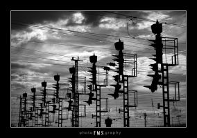 MA_1 - industrial silhouettes by fxcreatography