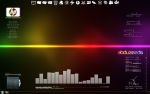 love my desktop v0.2 by jabbawokeez
