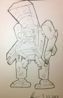 More Mech by hellojed