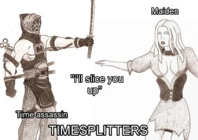 timesplitters by jasonhorrod
