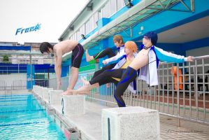 Cosplay Free! by Smallkaori