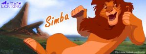 Simba Facebook Timeline cover by KovuOat