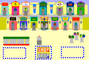 Shop Til You Drop Ideal Set 6 Bonus by JDWinkerman