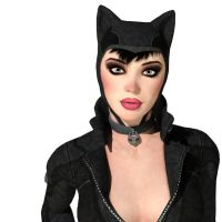 Catwoman 2 BAC by Rescraft