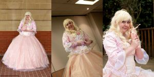 Princess Anneliese Cosplay by Street-Angel
