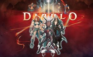 Diablo-III-Wallpaper by MasterKenny