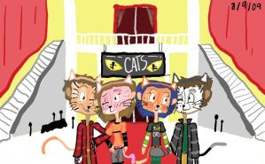 Coraline- CATS the musical by ButtonGirl013