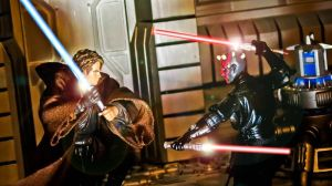 Duel of the Sith by Lucidaemon