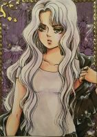 ACEO #50 Reiko by Toto-the-cat