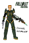 Colonel Autumnleaf by glue123
