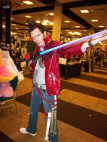 AFest '11 - Travis Touchdown by TEi-Has-Pants