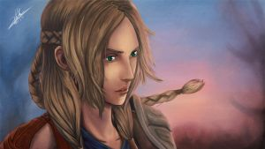 Freia - The Rise of Freedom by clanto