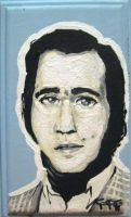 Andy Kaufman by gpr117
