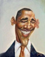 obama by goyoon
