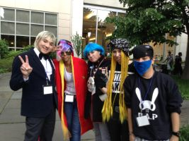 AB'13 Kpop meetup by ClaimingRissa