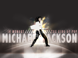 king of pop by bbcleones