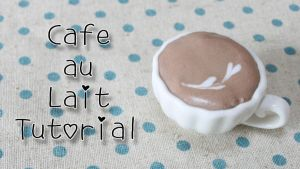 Clay Cafe au Lait by studiolorien