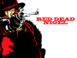 RED DEAD NIGEL by connorlassey
