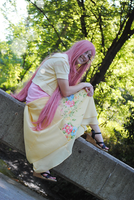 Fluttershy Cosplay by AHSystemDown