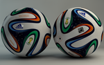 adidas 2014 Brazuca Official Match Ball by Dracu-Teufel666