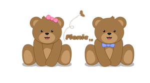 Lovely Bears by LawFlenic
