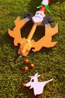 Decisive Pumpkin keyblade by CosplayGearHouse