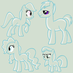 Glass Pony Adopts CLOSED by Jess4horses