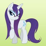 Rarity by Equestria-Prevails