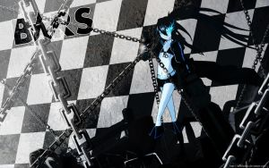 Black Rock Shooter -Remake- by AkihikoHex