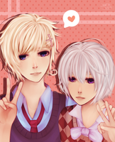 Hetalia: I SHIP THESE PIMPS by Akeita