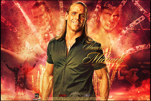 H B K ~ Shawn Michaels by MhMd-Batista