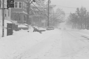 2015 January Blizzard,Snow Football Play and Dive4 by Miss-Tbones