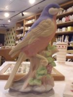 Baby Birdie Blue - unfinished by Sminthian