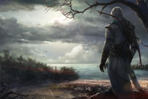 Assassin's Creed III by ert0412