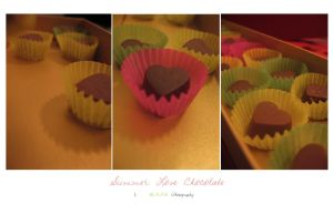 Summer  Love  Chocolate by Nohition