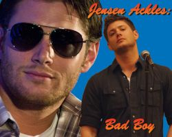 Jensen Ackles Bad Boy by ais541890