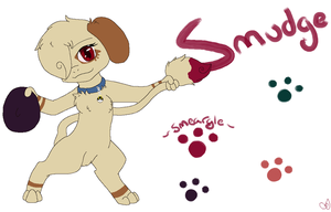 .:Smudge:. by EeveeHop