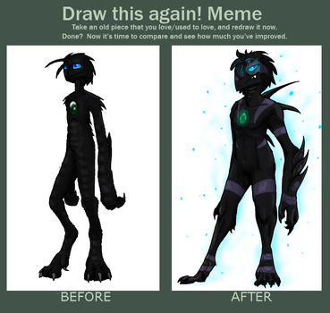 Art Improvement by AwesomeC99