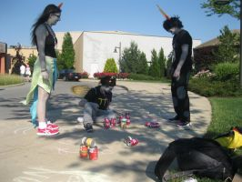 Welcome to Can Town (Colossal Con 2012) by JustifiedTaboo