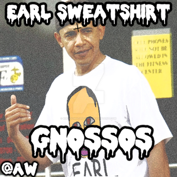 Earl Sweatshirt - Gnossos(Custom) by KingdomHeartsENT