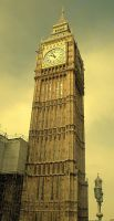 Big Ben. by YellowSumbarine