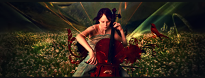 Cello by ValentineDemostene