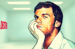 Dexter Painting by lDBCl