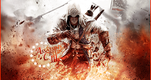 Assassin's Creed III by Marcos-Inu