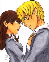 Draco and Hermione - Your Eyes by irishgirl982