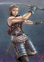 -- FF Tribute -- Basch fon Ronsenburg by sarrus