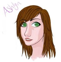 Ashlyn by xXBleedingBeautyXx